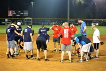 Faith Softball League_July9_Prayer